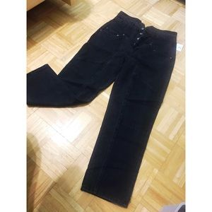 Forever 21 High Rise Black Mom Jeans NWT 🔥